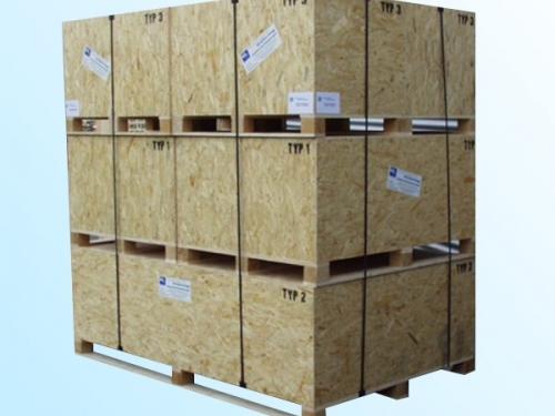 Sistema di contenitori